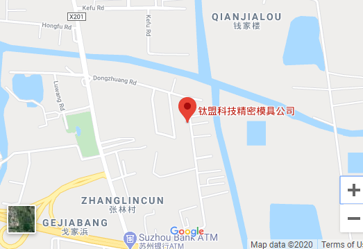 Suzhou Taimon Mold Map